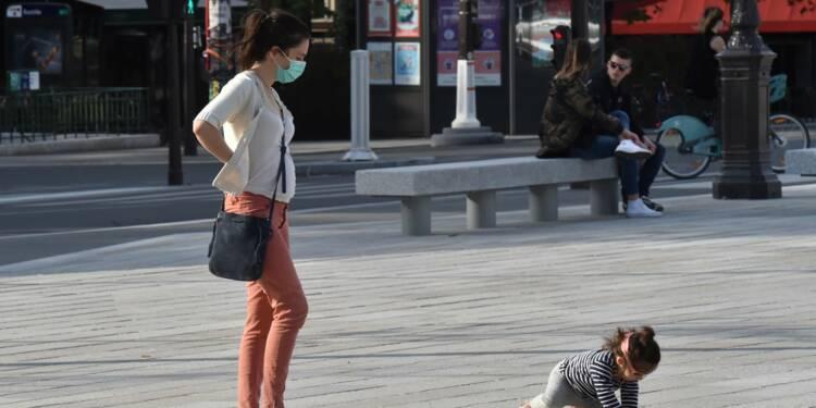 Les préfets peuvent désormais étendre l'obligation du port du masque en extérieur