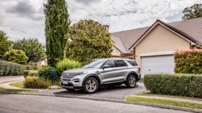 Essai du Ford Explorer, SUV XXL à moteur hybride rechargeable