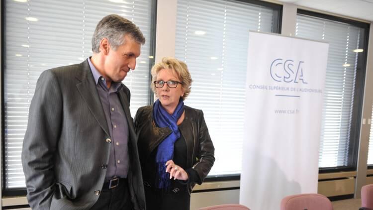 France Télévisions épinglé pour les gros chèques versés à Rachid Arhab et Françoise Laborde