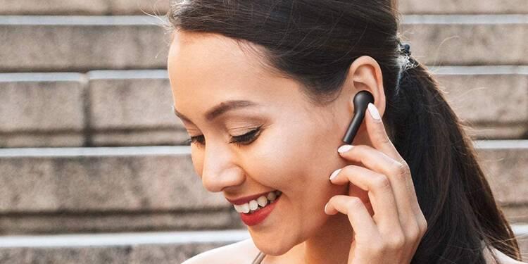 Soldes Amazon : jusqu'à -75% sur les écouteurs sans fil (AirPods, Aukey, Bose)