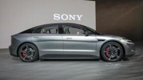 Sony va bien tester un prototype de voiture électrique