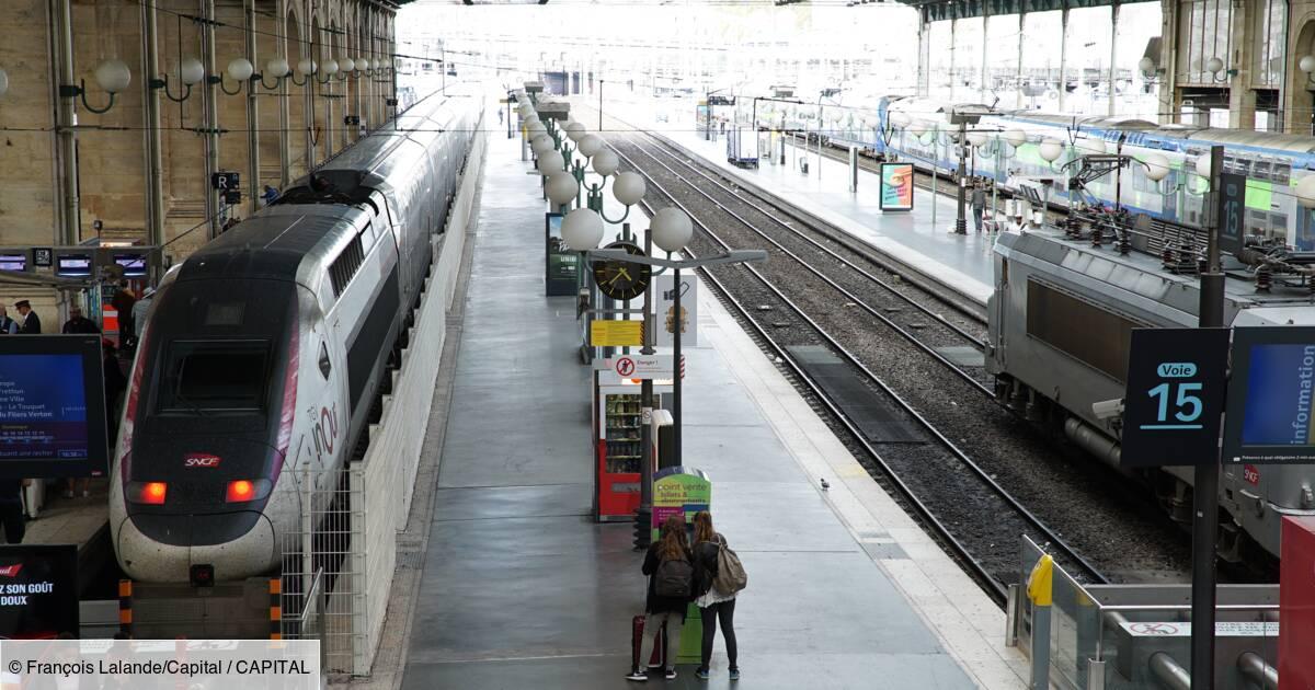 Grève SNCF : le trafic des TGV Atlantique perturbé ce week-end
