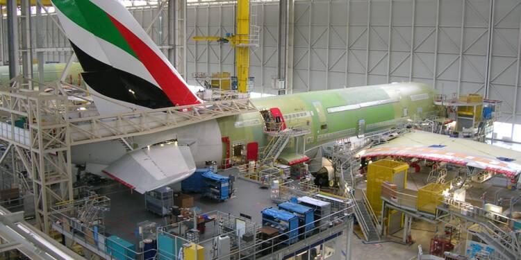 Airbus : un carnet de commandes étoffé malgré la crise