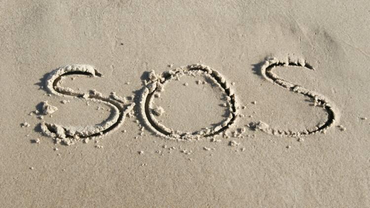 Des marins échoués sur une île inhabitée sauvés grâce à un SOS écrit dans le sable