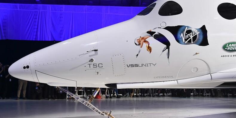 Virgin Galactic : un premier vol touristique dans l'espace début 2021 ?
