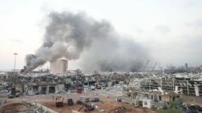 Double explosion à Beyrouth : le bilan s'alourdit