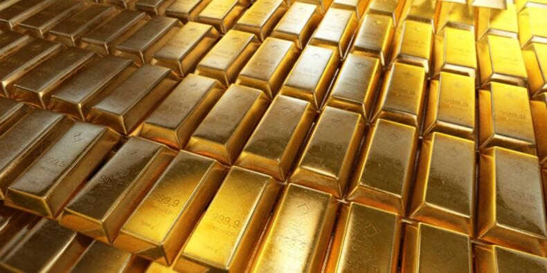 Une nouvelle barre symbolique franchie par l'or