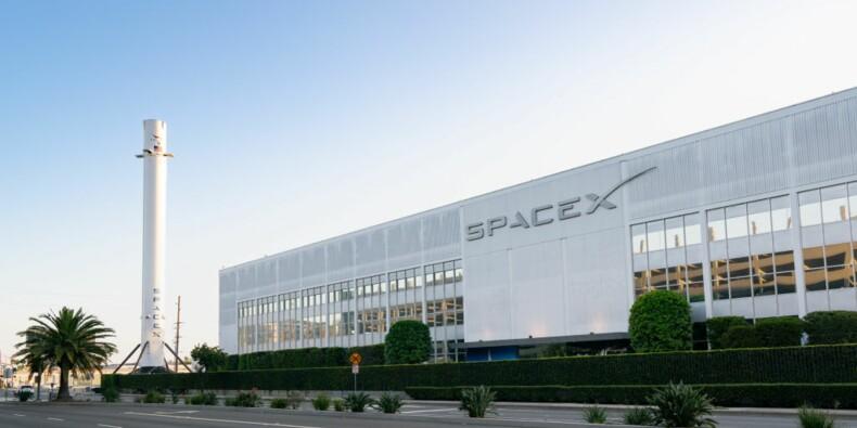 SpaceX : un pas de plus vers la conquête de Mars