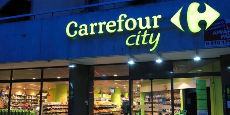 """Carrefour rappelle des lots de lardons, pour """"risque microbiologique"""", et Franprix du confit d'oignon"""