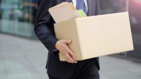 Baisse historique du nombre d'emplois salariés dans le privé