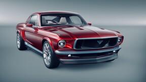 Aviar R67, quand Tesla rencontre Mustang
