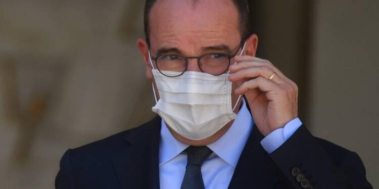Port du masque, jauge de 5.000 personnes... Jean Castex renforce les restrictions