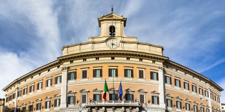 """""""Les voleurs de bonus"""" : cinq députés italiens dans la tourmente"""