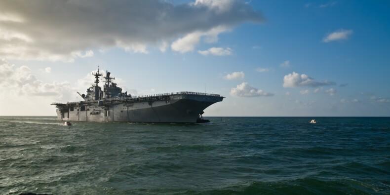 La Corée du Sud va bien bâtir son propre porte-avions