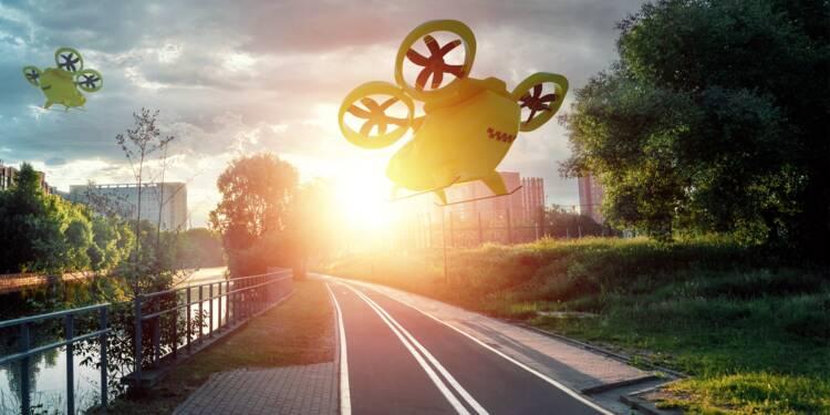Les voitures volantes seront bientôt une réalité au Japon