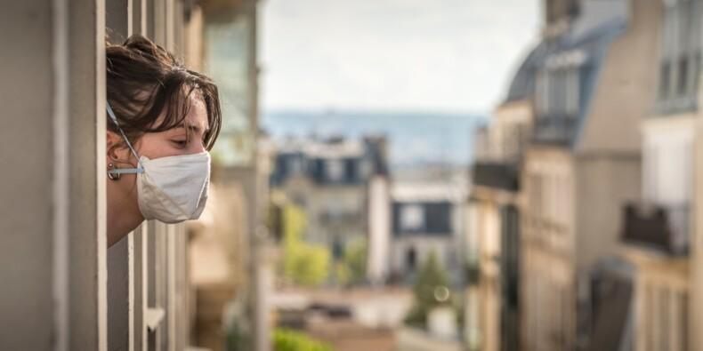 Coronavirus : port du masque élargi à Paris et quarantaine imposée Royaume-Uni