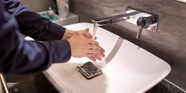 Au bureau, l'hygiène revient en première ligne