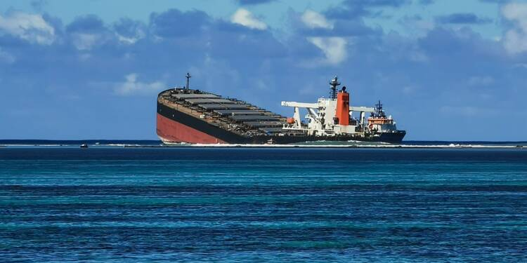 Marée noire à Maurice : des experts du Japon s'attaquent à la pollution