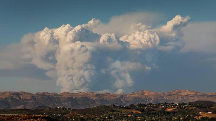 Les incendies se multiplient en Californie, confrontée à une canicule sans précédent