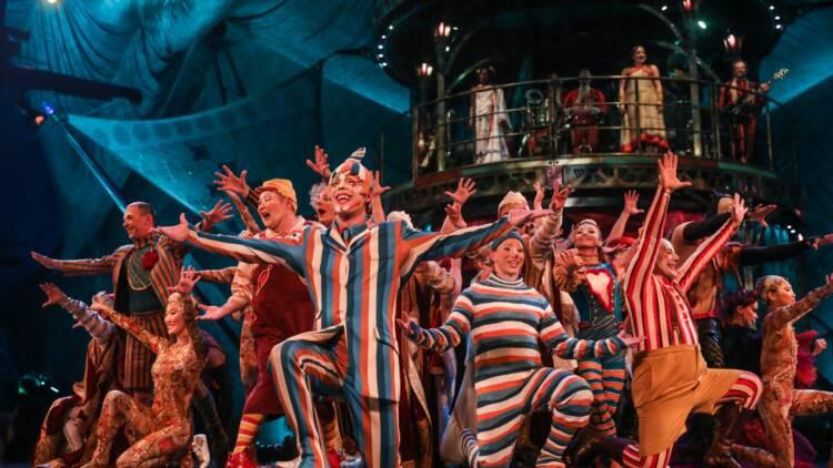 Ses créanciers prennent le contrôle du Cirque du Soleil