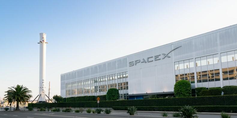 SpaceX va lancer de nouveaux satellites