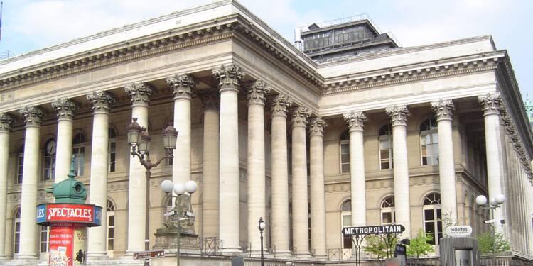 La Bourse de Paris clôture en nette baisse ce jeudi