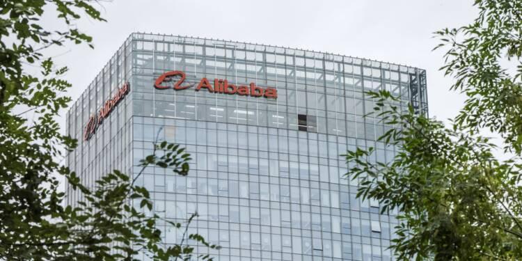 Alibaba ne connaît pas la crise, les profits doublent !
