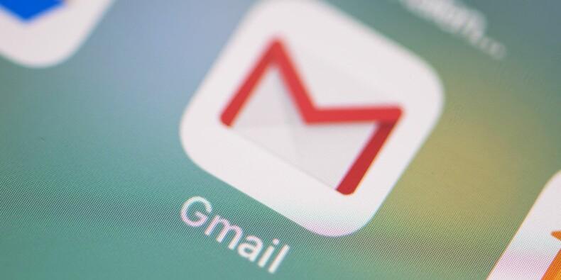 Une grosse panne Gmail a bloqué des utilisateurs du monde entier