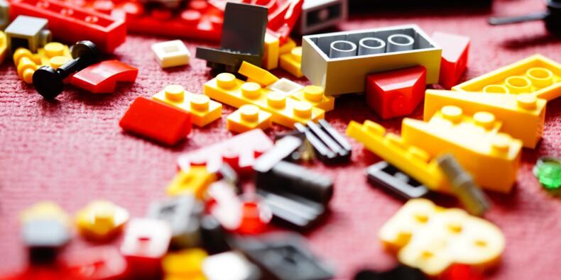 Lego : des briques en braille pour les enfants malvoyants