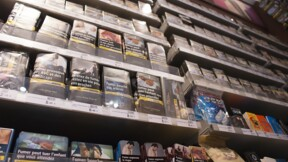 Les cigarettes mentholées vendues illégalement par certains fabricants ?