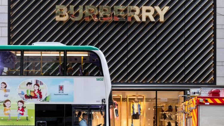 Burberry lance des masques de luxe à un prix exorbitant