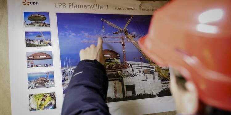 Plainte contre EDF, accusé d'infractions à la centrale nucléaire de Flamanville
