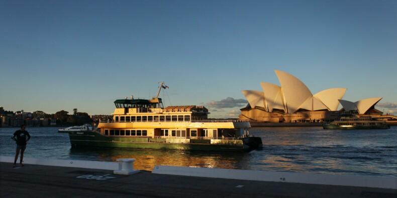 Sydney commande des nouveaux ferries... qui ne passent pas sous les ponts !
