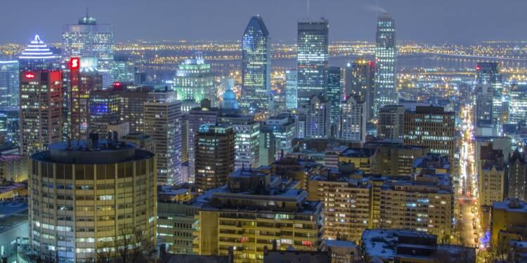La très surprenante carte d'un restaurant de Montréal
