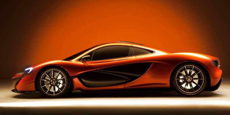 McLaren joue la carte des supercars hybrides