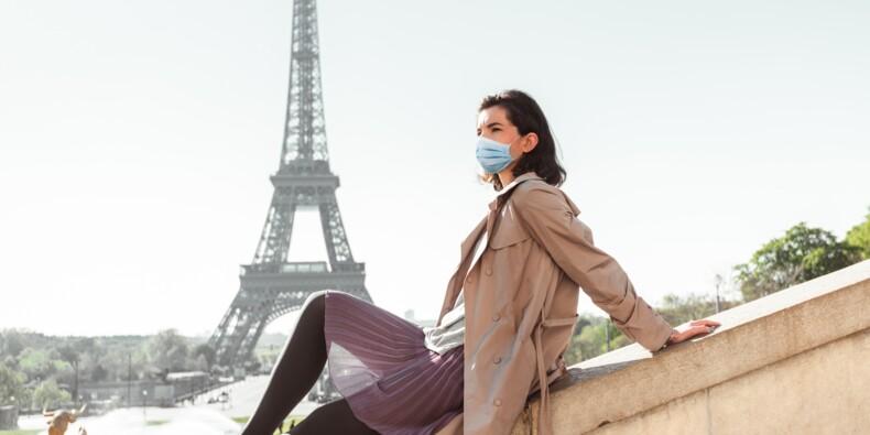 Paris : port du masque obligatoire dans toute la ville dès vendredi matin, même pour les cyclistes et les deux-roues
