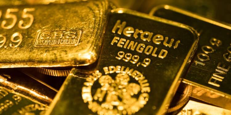 L'or parmi les placements à privilégier face à la crise et le risque d'inflation ? : le conseil Bourse du jour