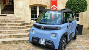 Essai Citroën Ami : faut-il craquer pour cette voiture électrique sans permis ?