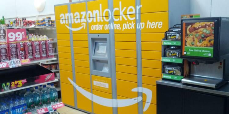 Le maire empêche la pose des casiers Amazon dans la gare SNCF