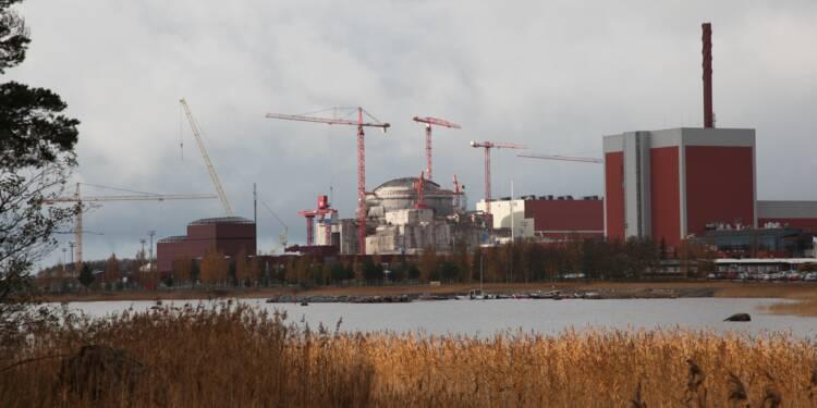 Nouveau retard pour le réacteur nucléaire EPR d'Areva et Siemens en Finlande