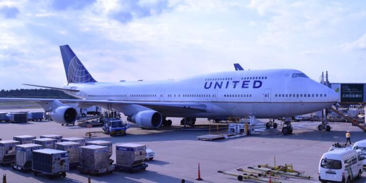 United Airlines risque de licencier des milliers de pilotes !