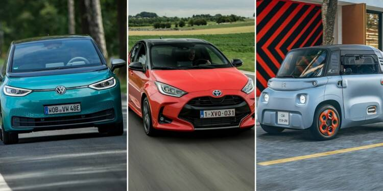Les nouveautés auto qui arrivent sur le marché à la rentrée 2020