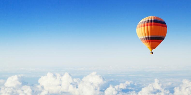 Tourisme spatial : des voyages en ballon dans la stratosphère pour 2024 ?
