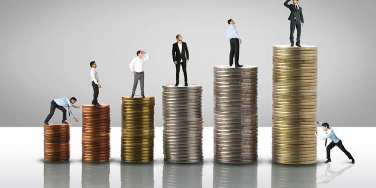 Nouvelle progression du salaire des cadres en 2020