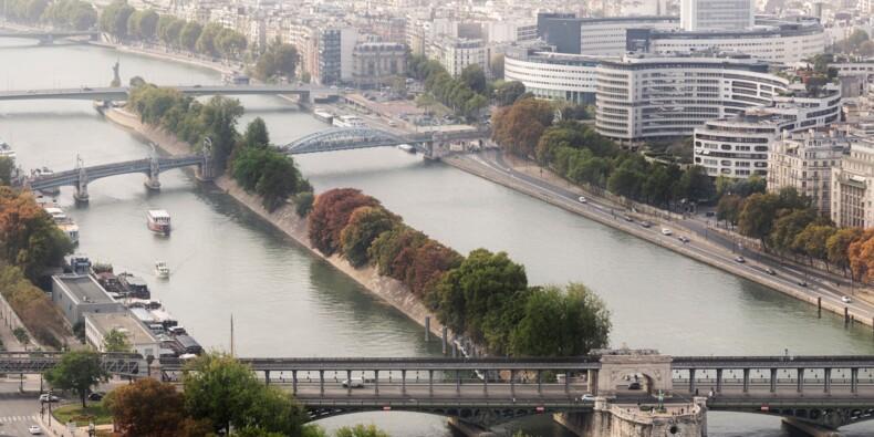 Lafarge accusé de déverser du béton dans la Seine
