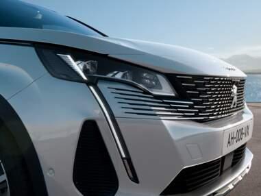 Le nouveau Peugeot 3008 (2020) en images