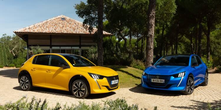Renault voit ses immatriculations plonger, PSA Peugeot Citroën résiste !