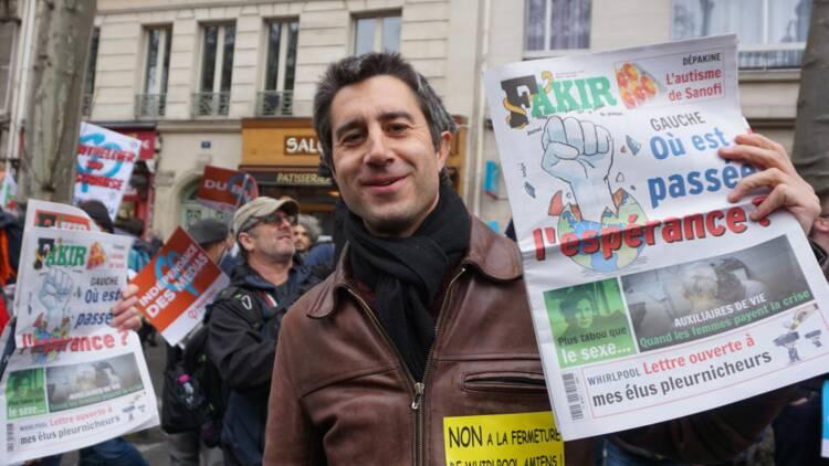 François Ruffin réclame un moratoire sur la 5G