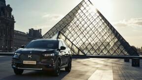 Achetez un DS7 Crossback, repartez avec des oeuvres du Louvre !