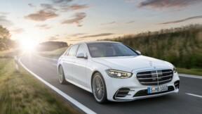 Avis aux patrons, Mercedes dévoile la nouvelle Classe S !